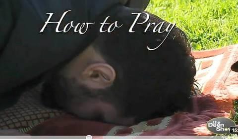 Teach Me How To Pray To