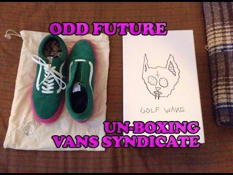 Vans x Odd Future