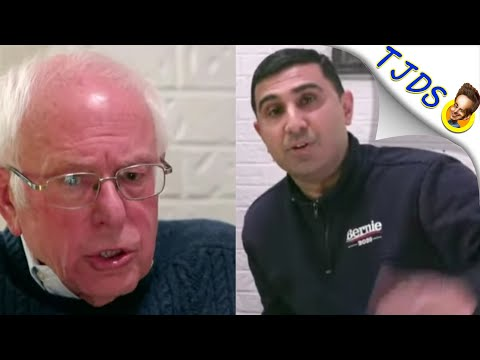 Video: Sanders Campaign Told People To Vote March 17
