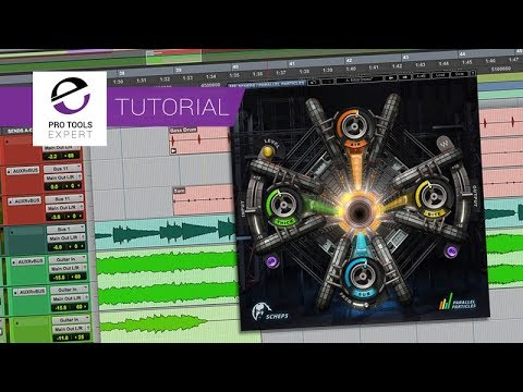 Mix Bus Magic - Use Wave Parallel Particles To Enhance The Tone Of Your Mixes Fast