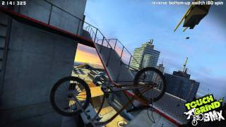 Repeat youtube video 24,346,573 Skyline glitch must watch - Touchgrind BMX