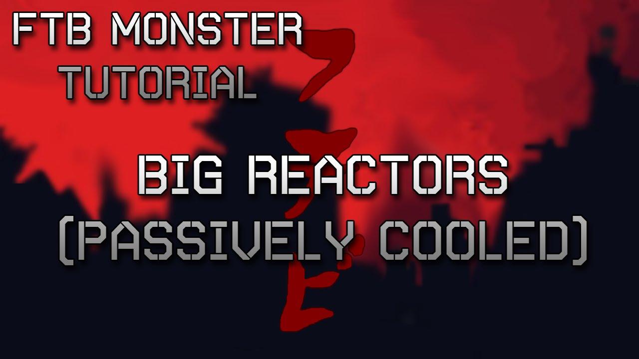 big reactor rednet