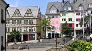Cities of Germany ,Siegen, buildings, park ,leisure, tourism, history,women
