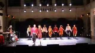 Joined Dance - Debka in Tel Aviv