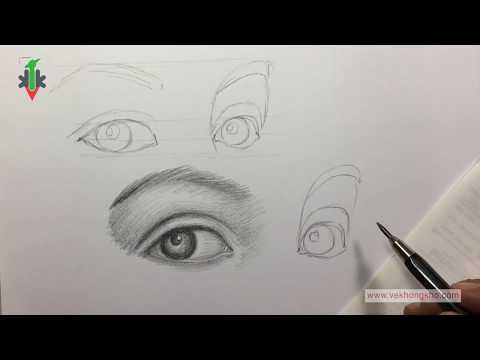 Hướng dẫn học vẽ nâng cao 02 - vẽ không khó