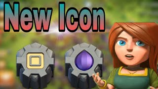 New design of Rune of Builder Gold/ELIXIR, Clan games challenge details Clash of Clans in Hindi