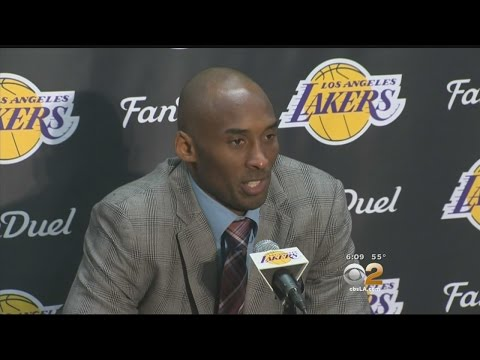 Lakers Ticket Prices Soar After Kobe Bryant Retirement Announcement