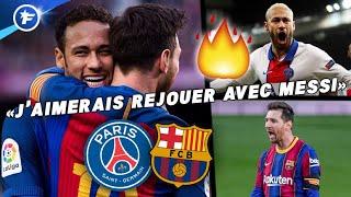 L'appel du pied de Neymar à Lionel Messi enflamme la presse européenne | Revue de presse
