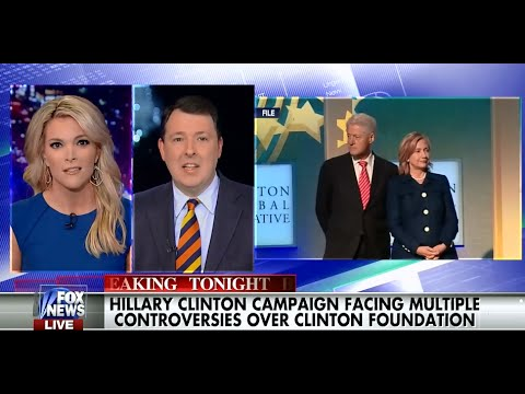 • Hillary Clinton Donors Funnel Uranium To Russia • Clinton Cash • Kelly File • 4/23/15 •
