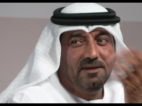 Emirates Airline chairman H.H.Sheikh Ahmed on oil & airliners