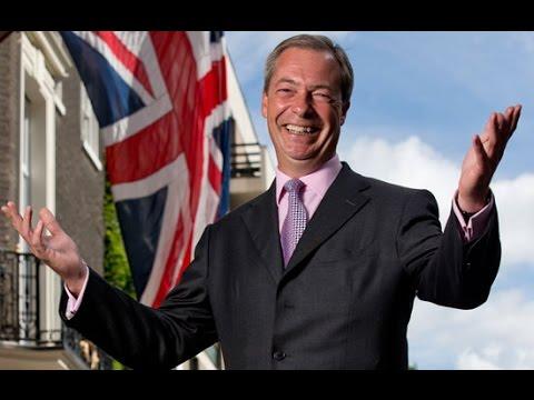 Nigel Farage vs Carwyn Jones on the EU In or OUT debate 11th January 2016