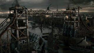 Шерлок Холмс. Разводные мосты - создание Лондона Викторианской эпохи