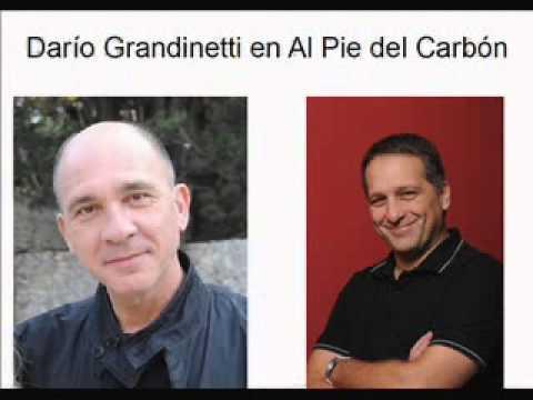Darío Grandinetti en Al Pie del Carbón