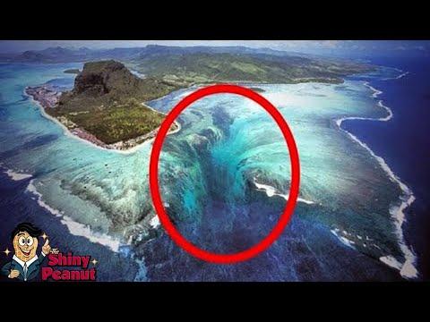 Air Terjun Bawah Laut? 7 Air Terjun Paling Misterius di Dunia