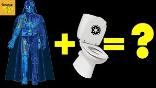 10 Suprising Things Darth Vader's Armor Did