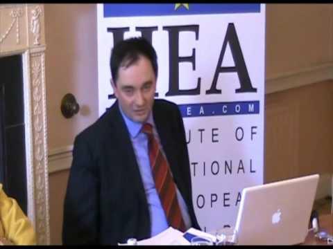 Jarlath Spellman on The European Evidence Warrant