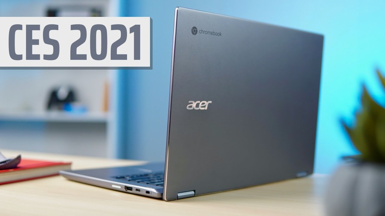 Hands-on with Acer's Ryzen-powered Chromebook Spin 514
