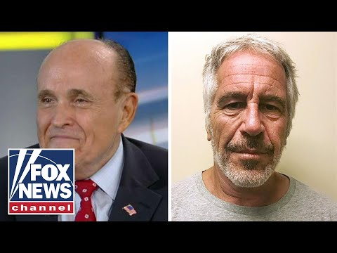 Giuliani: I dont like conspiracy theories, we need the facts on Epsteins death