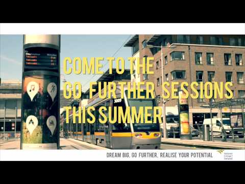Go Further Sessions: Free Dublin Events at NCI for Summer 15