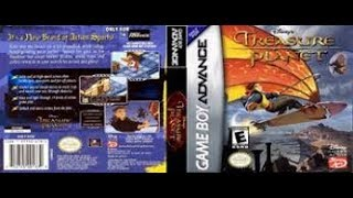 (L:77) Treasure Planet GBA Longplay