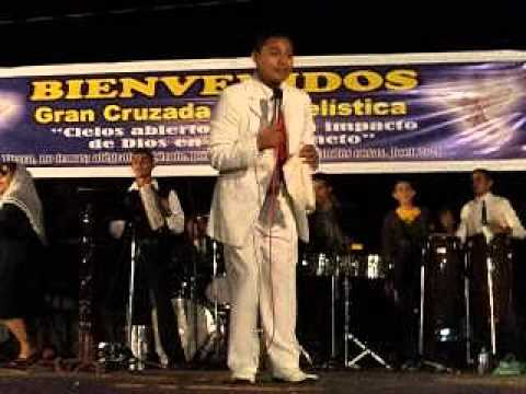 Profeta Josue Contreras.