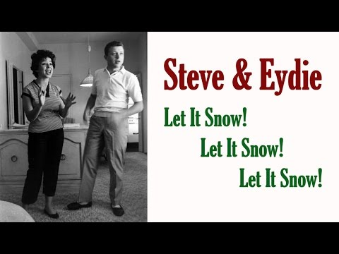 Steve And Eydie I Want To Stay Here Aint Love