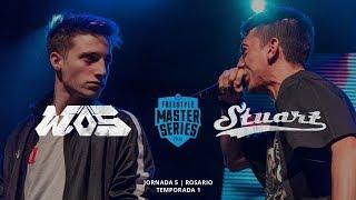WOS vs STUART -  FMS ROSARIO Jornada 5 Argentina - Temporada...