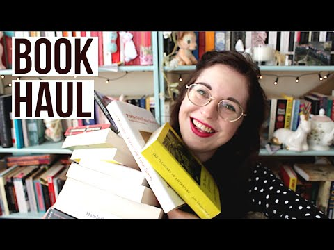 May Book Haul | Classics, Shakespeare and Poetic Theory