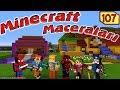 Örümcek Adam Çetesi Minecraft'ta Kötü Adamların Peşinde (Minecraft Maceraları 107)