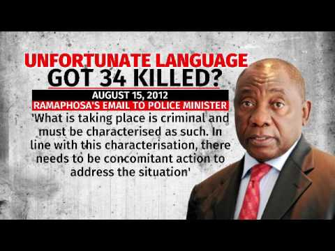 Image result for Cyril Ramaphosa email concomitant action images