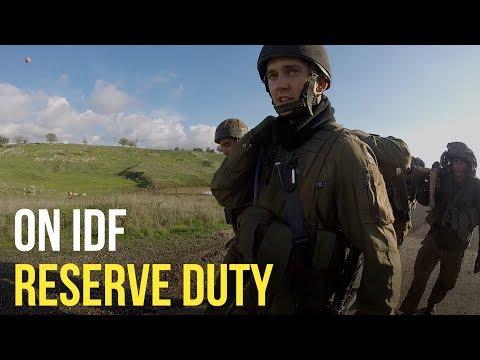 🔴 I'M ON RESERVE DUTY NEAR GAZA