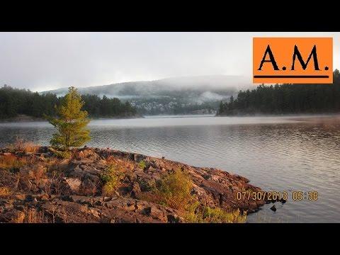 Killarney Provincial Park #1: La Cloche Silhouette Trail Solo in 3 Days