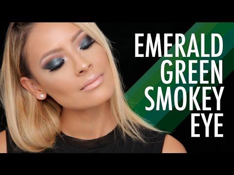 Emerald Green Smokey Eye fragman