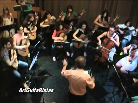 ArtGuitaRistas KAVALA 2014 BEGUINE AT THE END