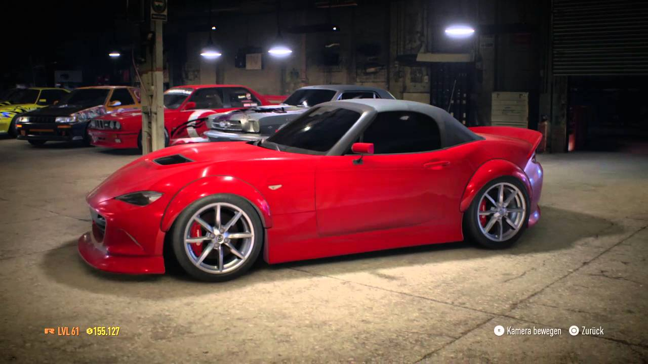need for speed mazda mx 5 2015 tuning showcase update. Black Bedroom Furniture Sets. Home Design Ideas