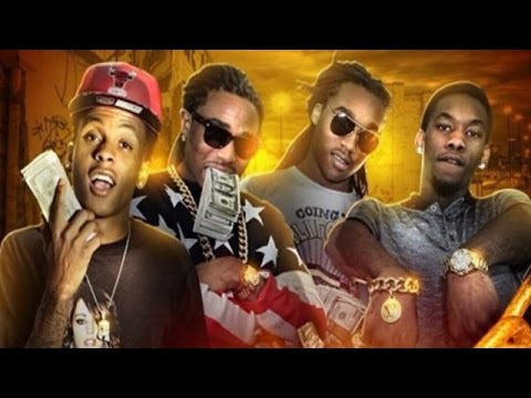 Migos - Real Niggaz Feat. Rich Homie Quan & Trouble (Streets On Lock)