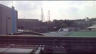 エキスポランド跡地に建設中の複合型商業施設