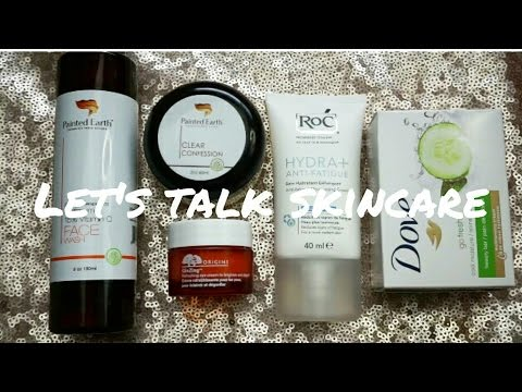Let's Talk Skincare | My Current Routine