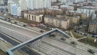 Парад Победы 2017. Репетиция.