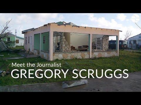 Meet the Journalist: Gregory Scruggs