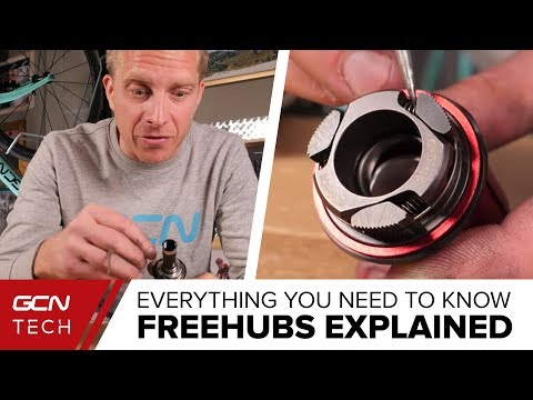 Freehubs Explained: Everything You Need To Know About Road Bike Freehubs