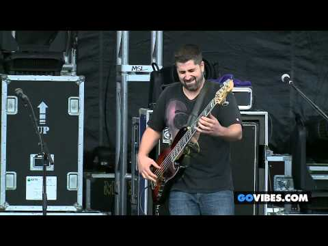 """Kung Fu performs """"Captain Fingers"""" at Gathering of the Vibes Music Festival 2014"""