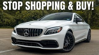 homepage tile video photo for The New 2020 Mercedes C63 AMG DESTROYS The Competition!