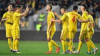 Rezumat U21: România - Liechtenstein 4-0