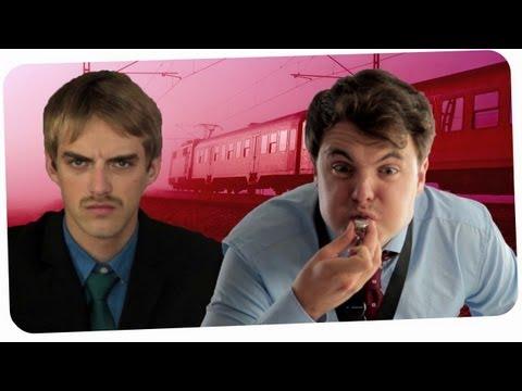 Deutsche Bahn - Halt dein Maul