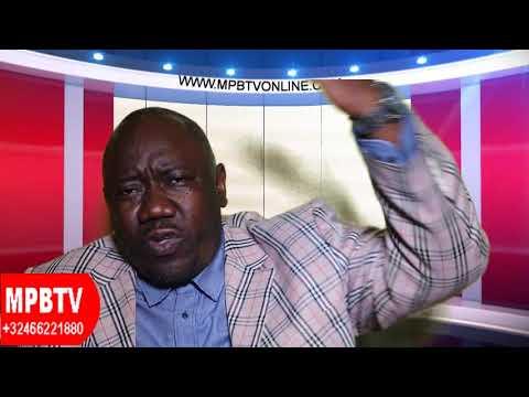 MPBTV Actualité compliquée 03-11-Coincé par les USA,Kabila veut 1 Dauphin-Felix -Olengakoy ça brule