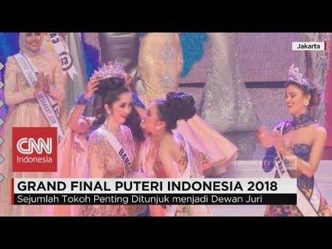 Sonia Regenia, Putri Indonesia 2018 Asal Bangka Belitung