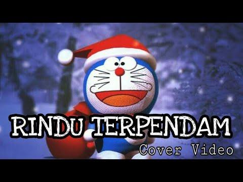 Astor Kid - Rindu Terpendam(video Lirik) #Hiburan #CoverLagu