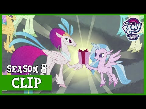 Silverstream's Tale: The Three Days of Freedom (The Hearth's Warming Club) | MLP: FiM [HD]