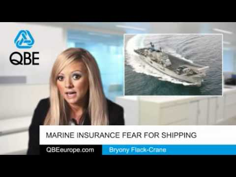 Marine insurance fear for shipping